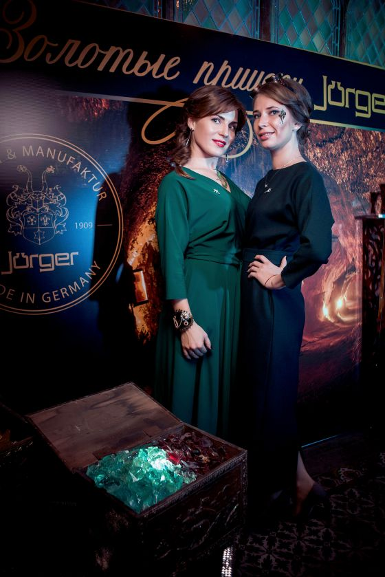 JÖRGER Steampunk Party mit Hogart Art  Goldfields