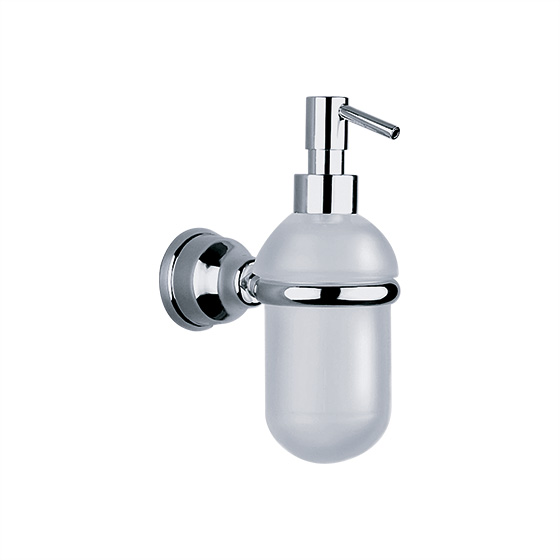 Accessories - Soap dispenser, complete - Article No. 109.00.006.xxx