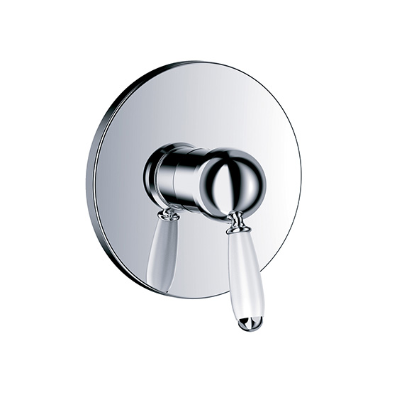 "Shower mixer - Concealed single lever shower mixer ½"",assembly set with functional unit - Article No. 109.20.235.xxx"