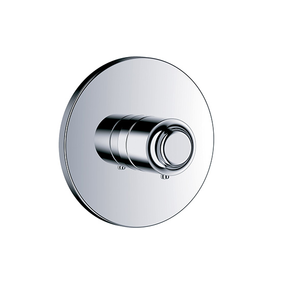 "Shower mixer - Concealed wall thermostat ½"",assembly set with functional unit - Article No. 109.40.460.xxx"