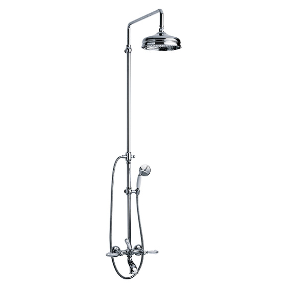 "Bath tub mixer - Exposed tub/shower mixer without shower set ½"" - Article No. 129.20.190.xxx-AA"