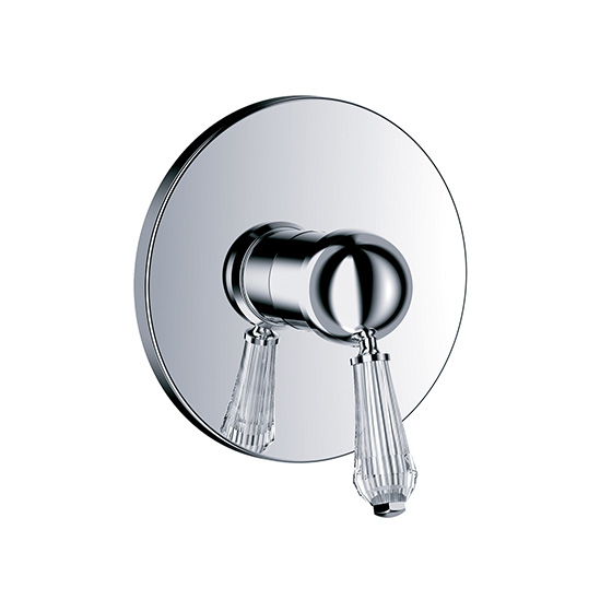 "Shower mixer - Concealed single lever shower mixer ½"",assembly set with functional unit - Article No. 129.20.235.xxx-AA"