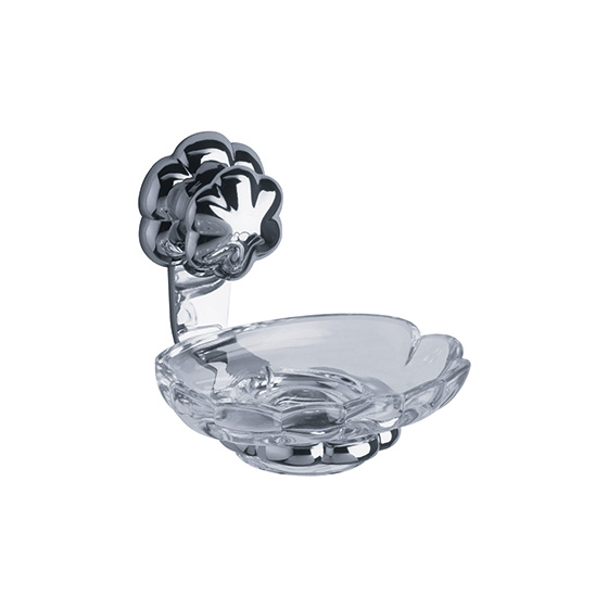 Accessories - Soap dish holder, complete - Article No. 600.00.007.xxx