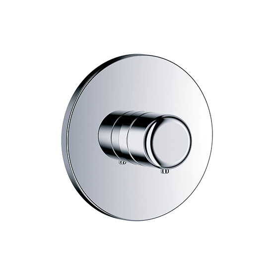 "Shower mixer - Concealed wall thermostat ½"", assembly set with functional unit - Article No. 600.40.460.xxx"