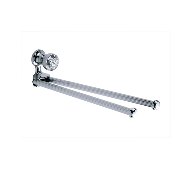 Accessories - Double towel bar - Article No. 605.00.002.xxx