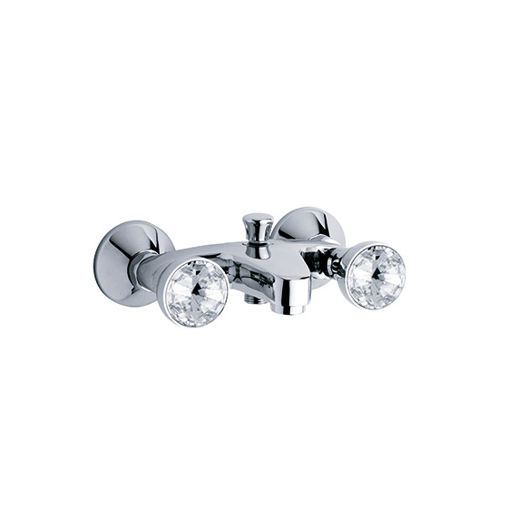"Bath tub mixer - Exposed tub/shower mixer ½"", without shower set - Article No. 605.20.110.xxx"