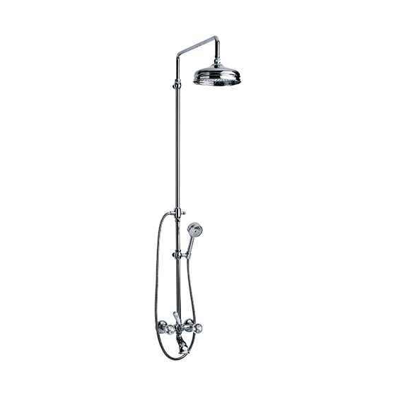 "Bath tub mixer - Exposed tub/shower mixer without shower set ½"" - Article No. 605.20.190.xxx"