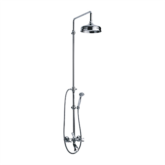 "Bath tub mixer - Exposed tub/shower mixer without shower set ½"" - Article No. 607.20.190.xxx"