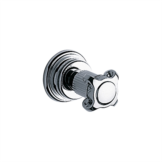 "Shower mixer - Concealed 3-position diverter ½"" assembly set - Article No. 607.40.650.xxx"