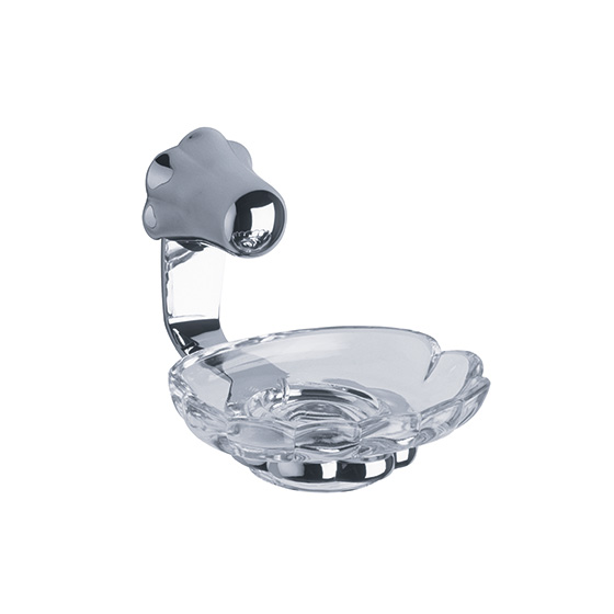 Accessories - Soap dish holder, complete - Article No. 611.00.007.xxx