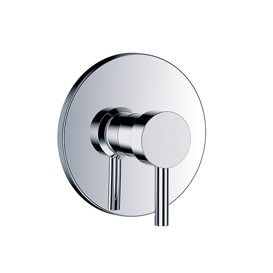 "Shower mixer - Concealed single lever shower mixer ½"", assembly set with functional unit - Article No. 615.20.235.xxx"