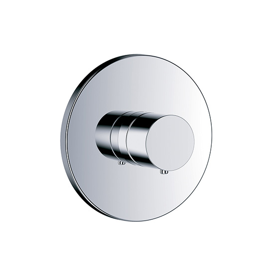 "Shower mixer - Concealed wall thermostat ½"", assembly set with functional unit - Article No. 615.40.460.xxx"