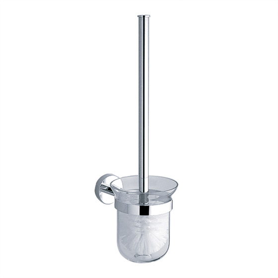 Accessories - Toilet brush holder set, complete - Article No. 619.00.000.xxx