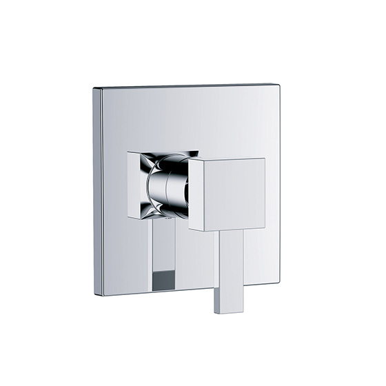 "Shower mixer - Concealed single lever shower mixer ½"", assembly set with functional unit - Article No. 621.20.235.xxx"