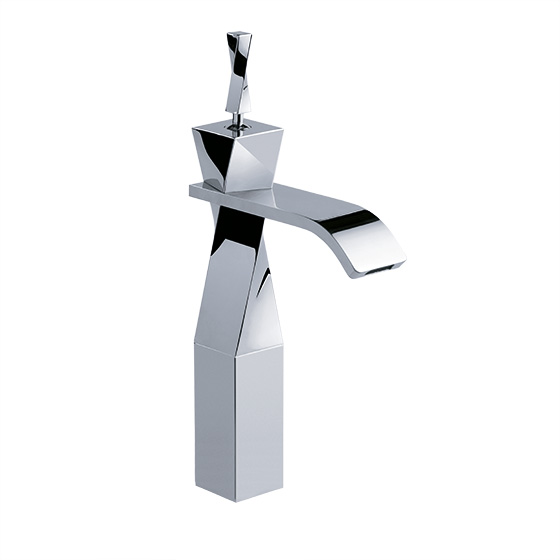 Washbasin mixer - Single lever washbasin mixer, extended by 150 mm - Article No. 623.10.332.xxx