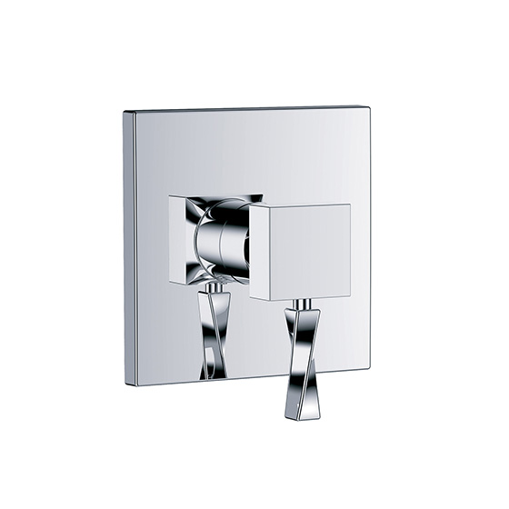 "Shower mixer - Concealed single lever shower mixer ½"", assembly set with functional unit - Article No. 623.20.235.xxx"