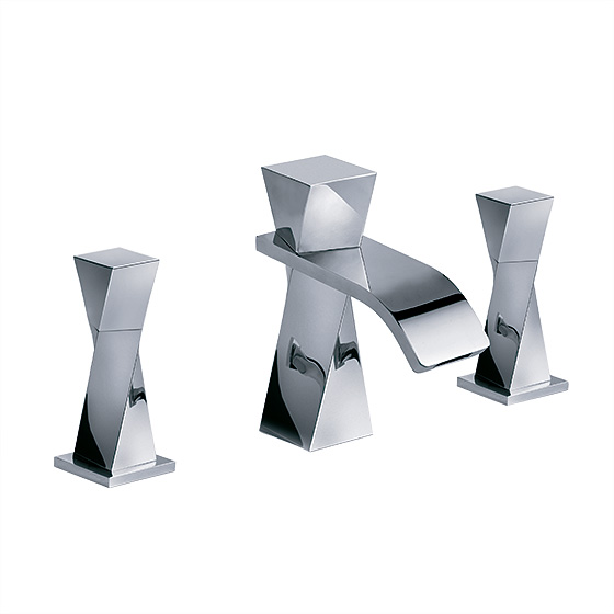 "Washbasin mixer - Washbasin 3-hole mixer ½"" - Article No. 623.30.300.xxx"