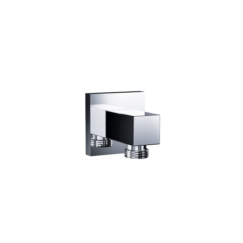 "Shower mixer - Wall elbow connection ½"", without cradle - Article No. 626.13.155.xxx"