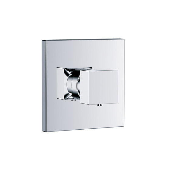 "Shower mixer - Concealed wall thermostat ½"",assembly set with functional unit - Article No. 626.40.460.xxx"