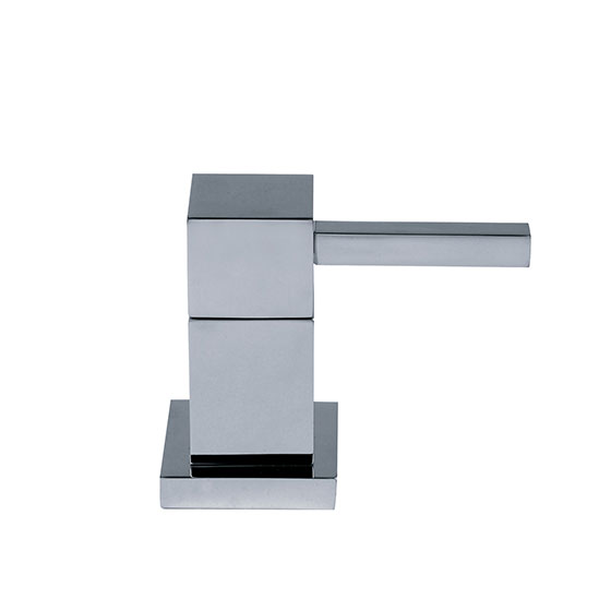 "Bath tub mixer - 2-position diverter ½"", deck mount - Article No. 626.40.750.xxx"