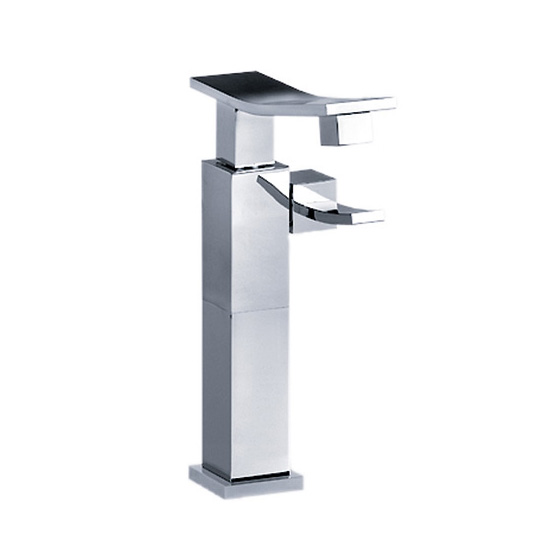 Washbasin mixer - Single lever washbasin mixer, extended by 150 mm - Article No. 628.10.332.xxx