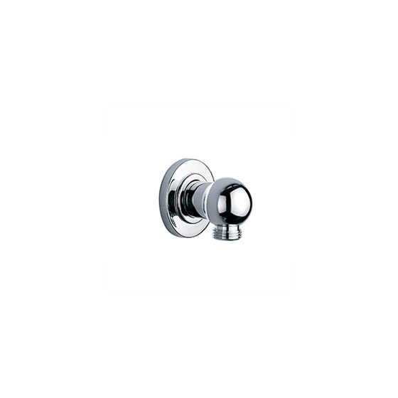 "Shower mixer - Wall elbow connection ½"", without cradle - Article No. 629.13.150.xxx"