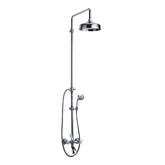 "Bath tub mixer - Exposed tub/shower mixer without shower set ½"" - Article No. 629.20.190.xxx"