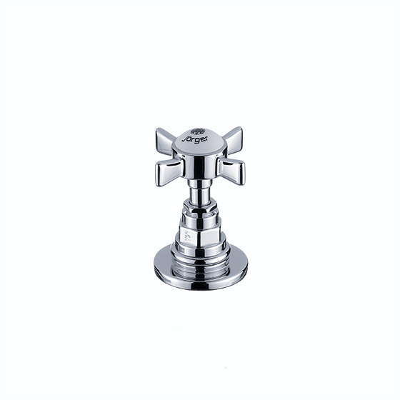 "Bath tub mixer - 2-position diverter ½"", deck mount - Article No. 629.40.750.xxx"