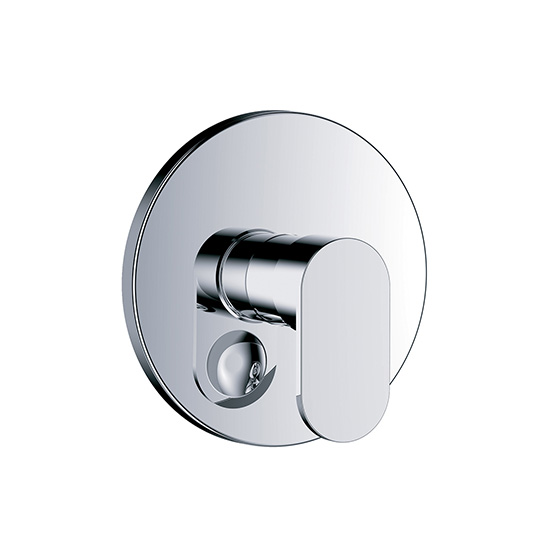 "Shower mixer - Concealed single lever shower mixer ½"",assembly set with functional unit - Article No. 630.20.235.xxx"