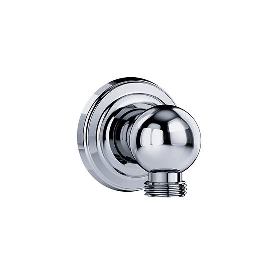 "Shower mixer - Wall elbow connection ½"", without cradle - Article No. 631.13.150.xxx"
