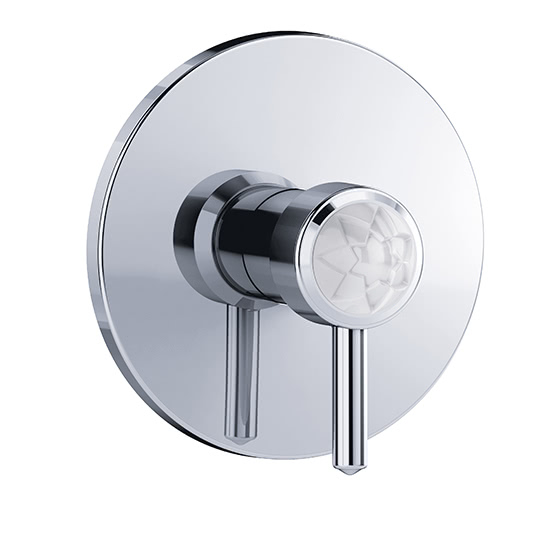 "Shower mixer - Concealed single lever shower mixer ½"",assembly set with functional unit - Article No. 631.20.235.xxx-AA"