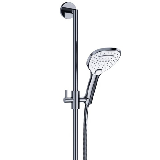 Shower mixer - Shower bar set, complete - Article No. 632.13.300.xxx