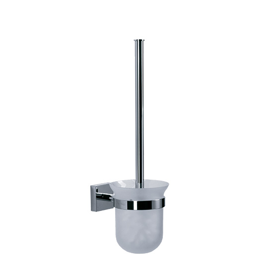 Accessories - Toilet brush holder set, complete - Article No. 634.00.000.xxx