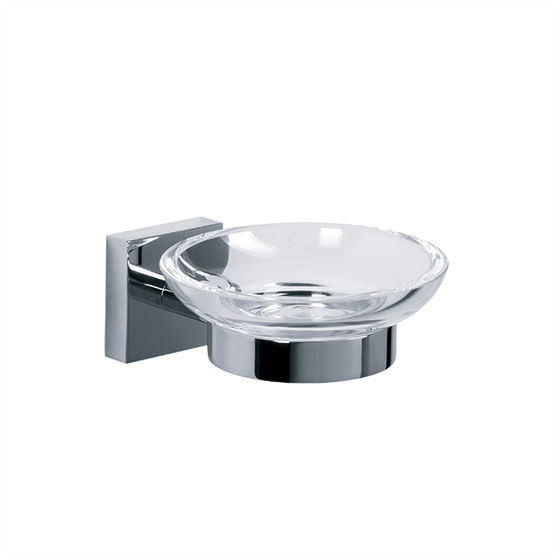 Accessories - Soap dish holder, complete - Article No. 634.00.007.xxx