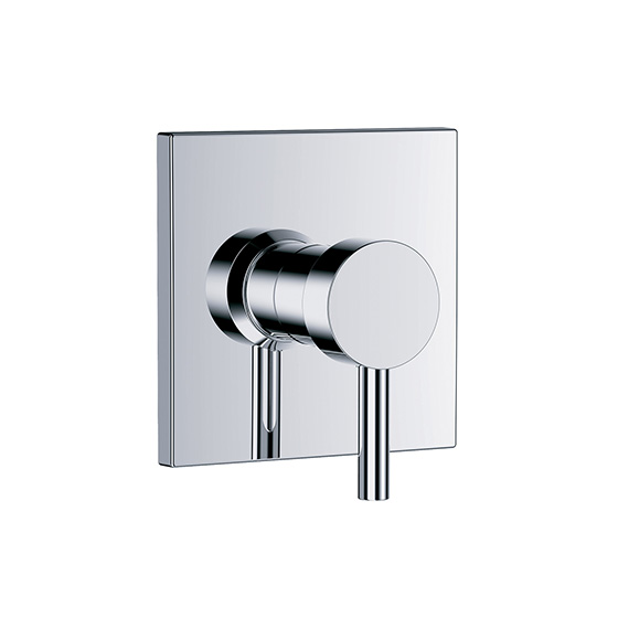 "Shower mixer - Concealed single lever shower mixer ½"",assembly set with functional unit - Article No. 634.20.235.xxx"