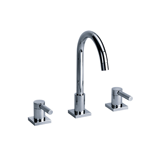 "Washbasin mixer - Washbasin 3-hole mixer ½"" - Article No. 634.30.300.xxx"