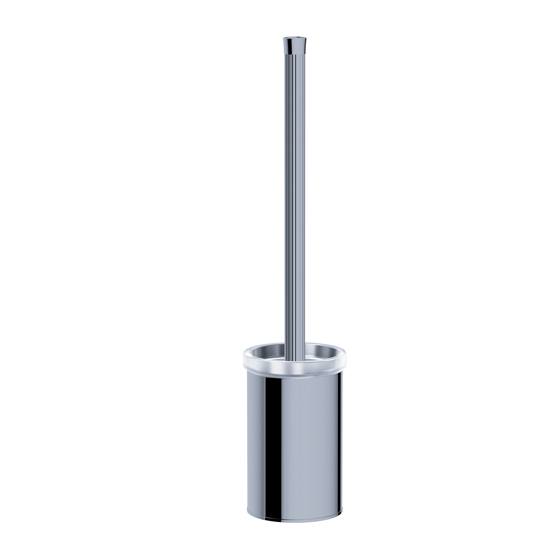 Accessories - Toilet brush holder set, complete  - Article No. 637.00.001.xxx