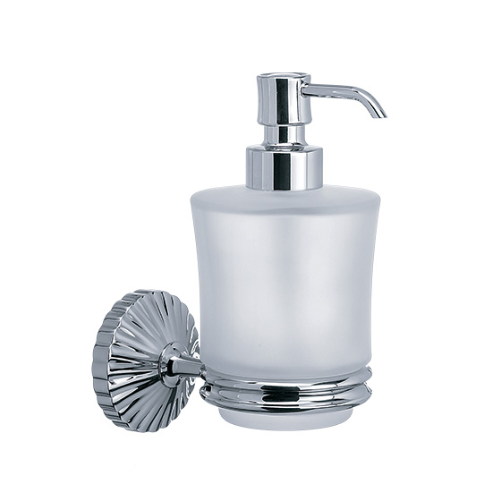 Accessories - Soap dispenser, complete - Article No. 637.00.006.xxx
