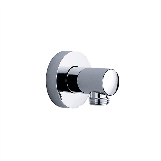 "Shower mixer - Wall elbow connection ½"", without cradle - Article No. 644.13.150.xxx"